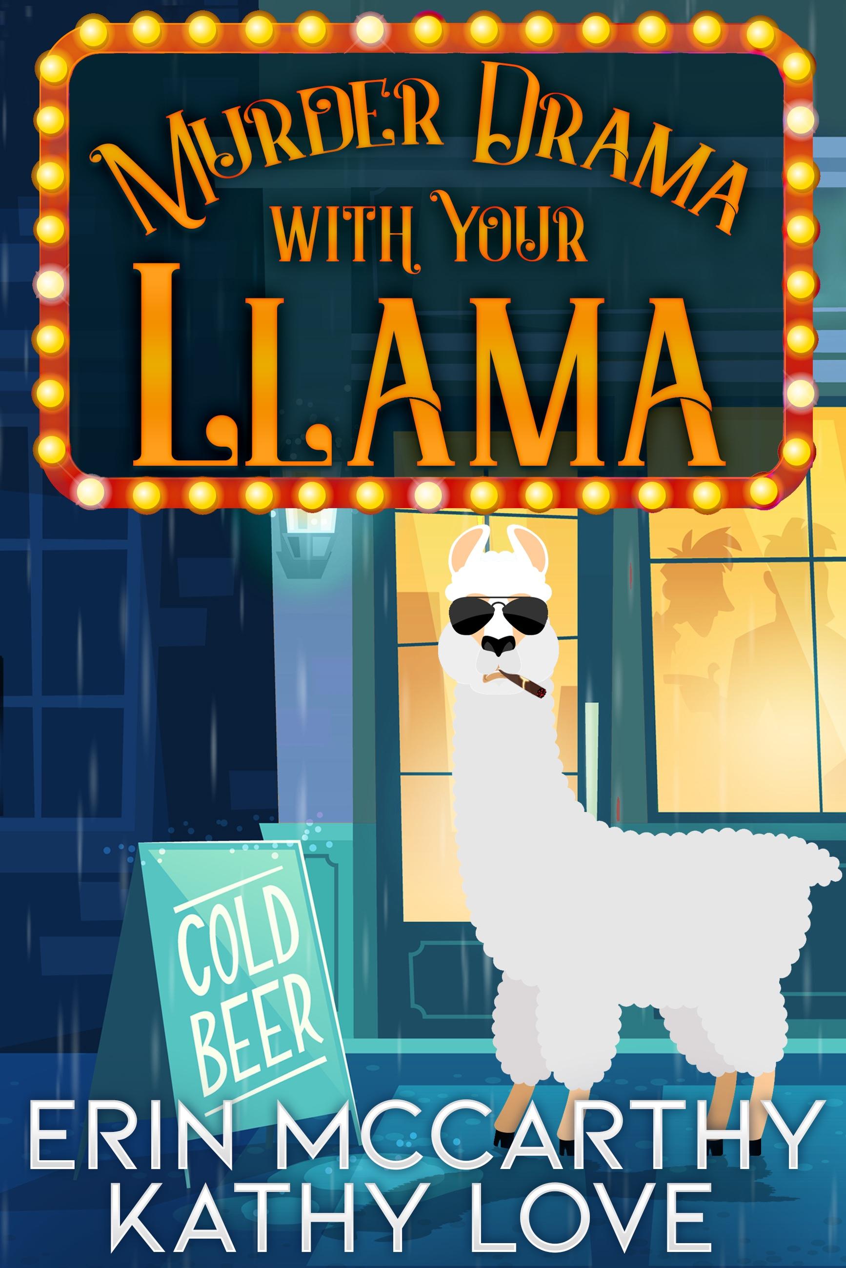murder drama with your llama ebook